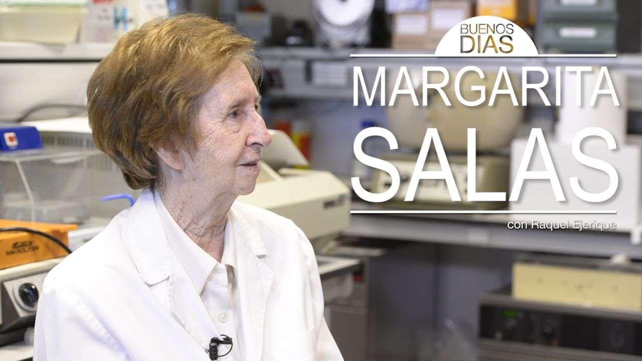"""Margarita Salas: """"Vamos  a perder una generación de investigadores"""""""