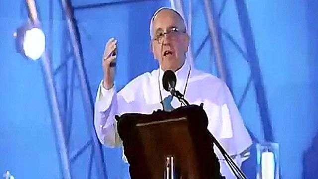 El Papa y su 'Jogo bendito', el spot argentino para el Mundial