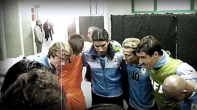 El video que hizo Diego Lugano para motivar a sus compañeros