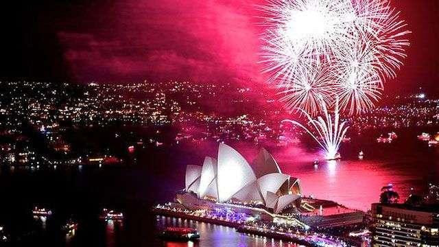 Ya es 2014 en Sydney
