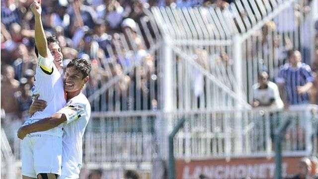 Final da Copa SP: Santos amplia contra Corinthians no Pacaembu