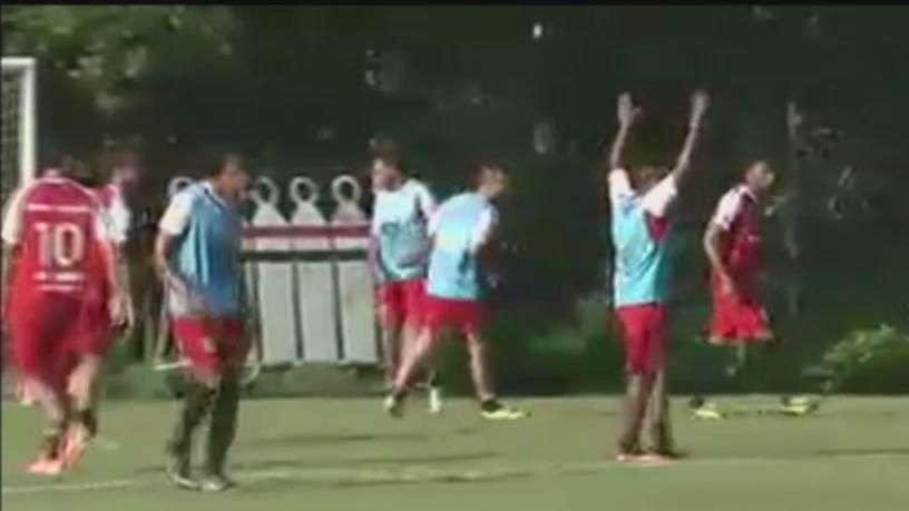 Titulares do São Paulo abrem 3 a 0, mas levam virada incrível