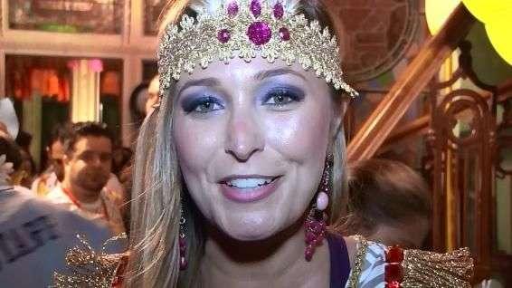 Carioca fica 'maravilhada' com Carnaval de PE