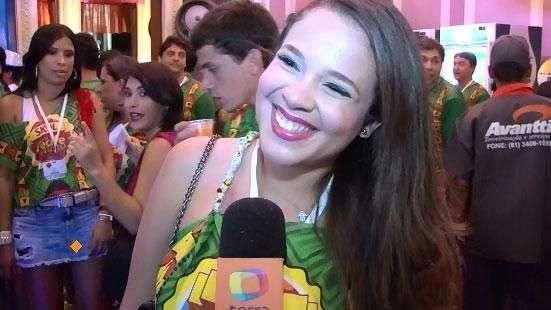 Carnaval de Recife atrai gente de todo lugar