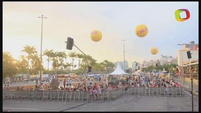 Florianópolis ganha mais um dia de Carnaval