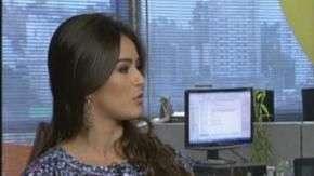"Mariana Saad: ""A maquiagem me trouxe a moda"""