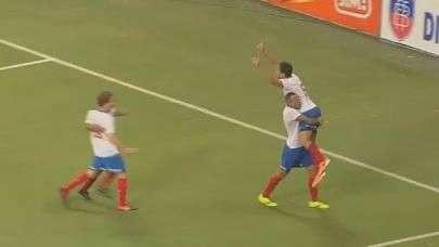 Veja os gols de Bahia 2 x 0 Vitória pelo Campeonato Baiano