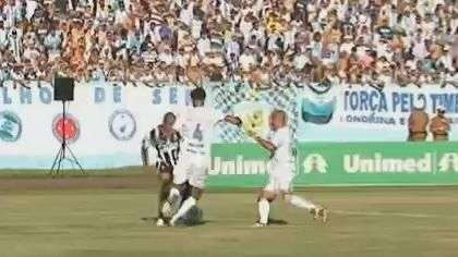 Veja os gols de Londrina 2 x 2 Maringá pelo Paranaense