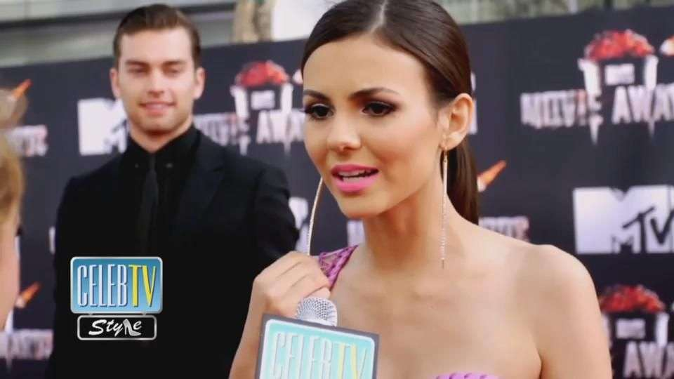 MTV Movie Award's Red Carpet Bling!