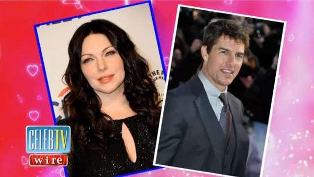 Is Tom Cruise Dating Laura Prepon?!