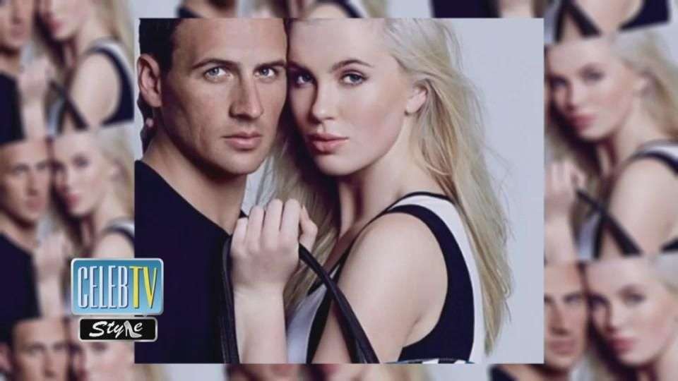 Ryan Lochte and Ireland Baldwin Photographed Together!