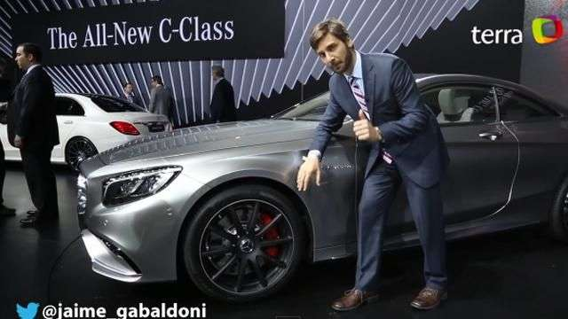 Video: New York International Auto Show 2014