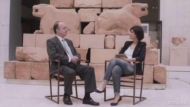 """El director del Arqueológico: """"El hombre sigue siendo el mismo desde sus orígenes"""""""