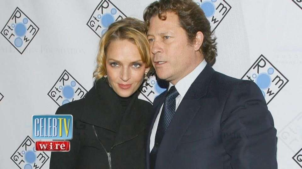 Uma Thurman and Arpad Busson Call Off Engagement