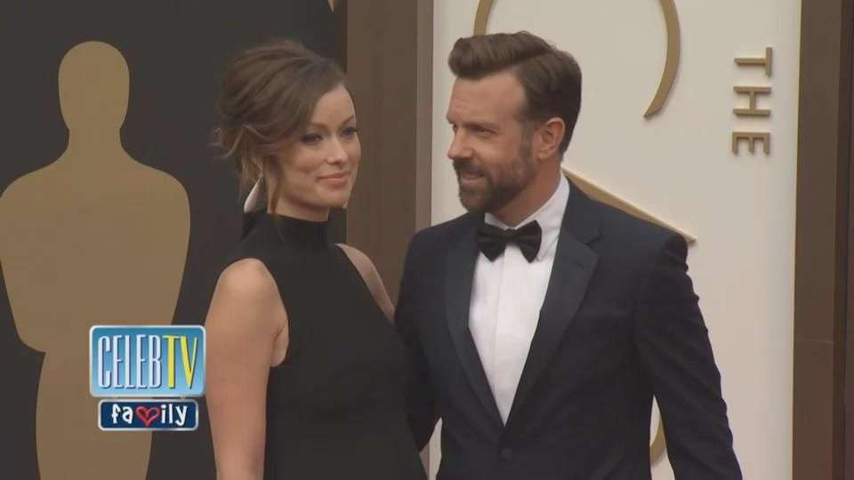 Olivia Wilde and Jason Sudeikis are Parents!