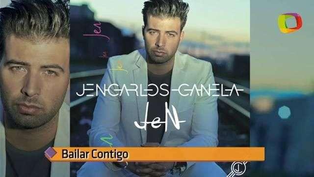 'Bailar contigo' por Jencarlos Canela de su nuevo álbum 'Jen'