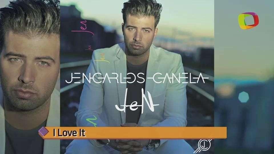 'I Love It' por Jencarlos Canela de su nuevo álbum 'Jen'