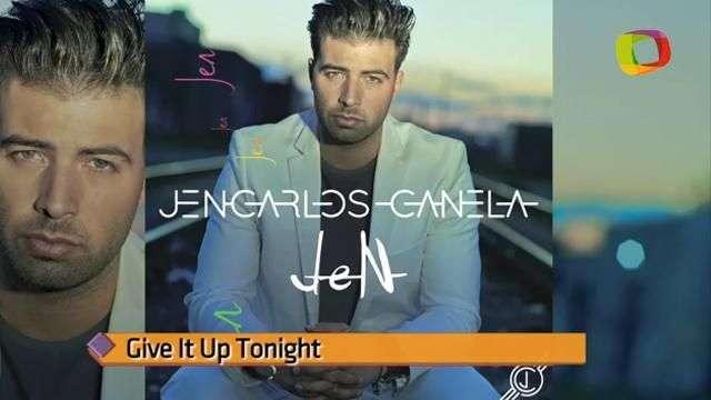 'Give It Up Tonight' por Jencarlos Canela de su nuevo álbum 'Jen'