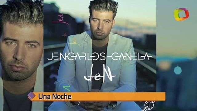 'Una noche' por Jencarlos Canela de su nuevo álbum 'Jen'