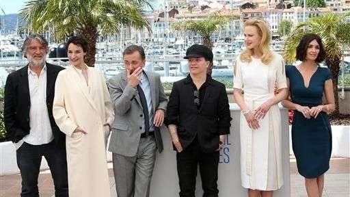 Estrellas y buen cine llegan a Cannes