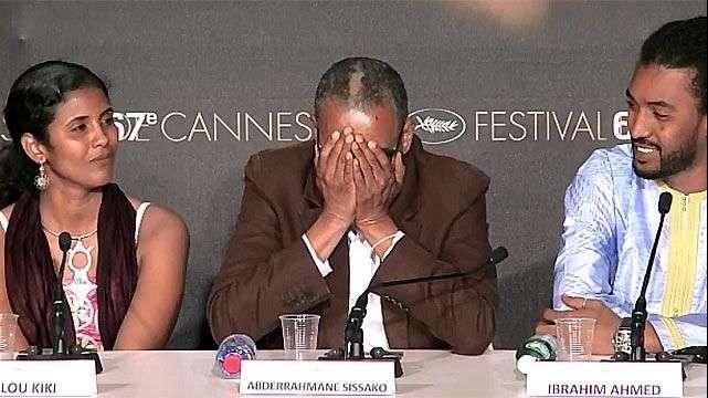 """""""Tombuctú"""" provoca lágrimas en Cannes"""