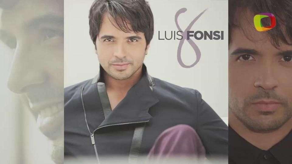 """Luis Fonsi lanza """"8"""": escucha todas las canciones de su nuevo disco"""