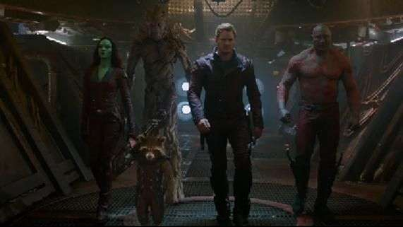 Aterriza el avance de 'Guardians Of The Galaxy'