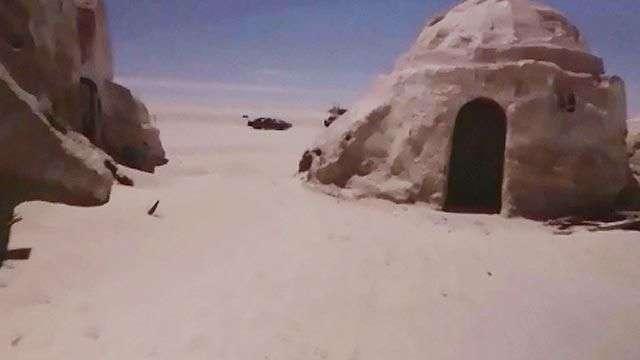 "Túnez promueve el ""turismo de Star Wars"""