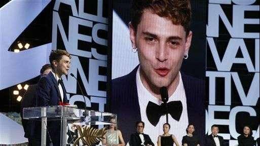 Godard y Dolan, premio del jurado en Cannes