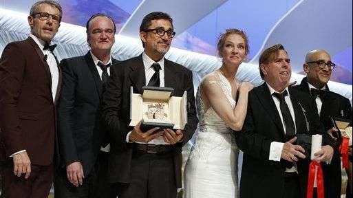 "El drama turco ""Winter Sleep"" gana la Palma de Oro en Cannes"
