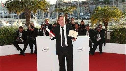 Los premiados se despiden de la alfombra roja de Cannes