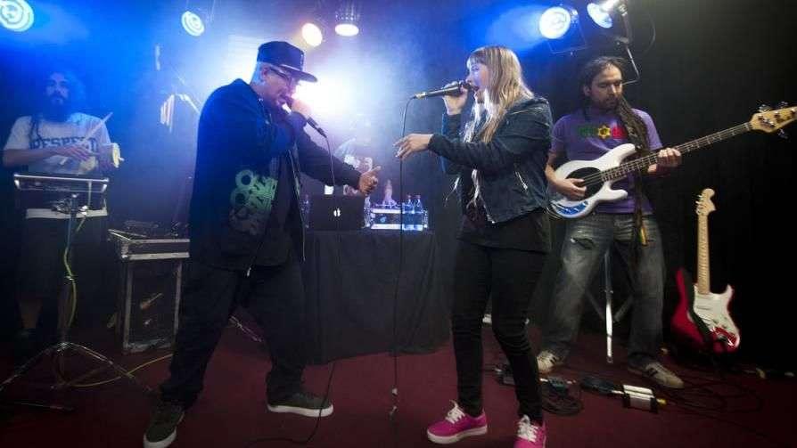 Mira todo el hip-hop de Zaturno en sesión Terra Live Music