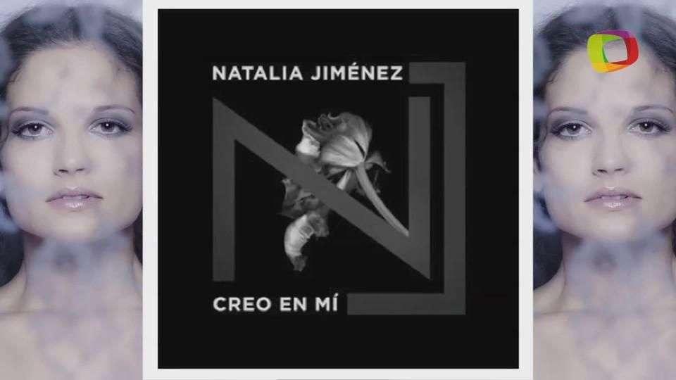 "Natalia Jiménez lanza sencillo ""Creo en mí"""