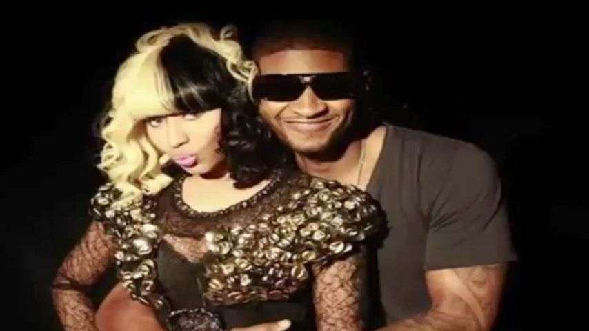 Usher estrena tema junto con Nicki Minaj y Pharrell Williams