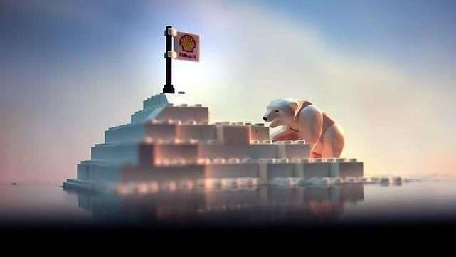 Greenpeace y Lego lanzan estremecedor video contra Shell