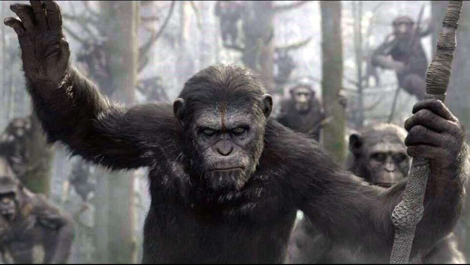 'Dawn of the Planet of the Apes' invade los cines de EE.UU.