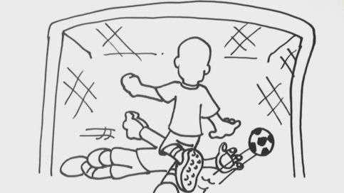 Gols de Emerson Sheik na final da Libertadores viram desenho