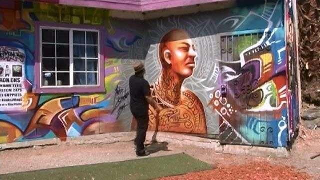 Los murales de Los Ángeles serán restaurados