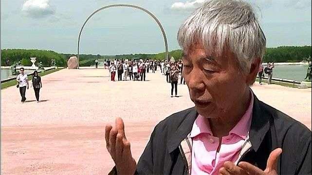 Un artista coreano en la corte de Versalles