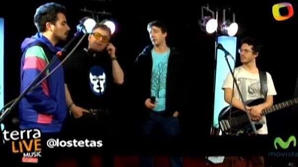 Todo el funk de Los Tetas se escucha en Terra Live Music