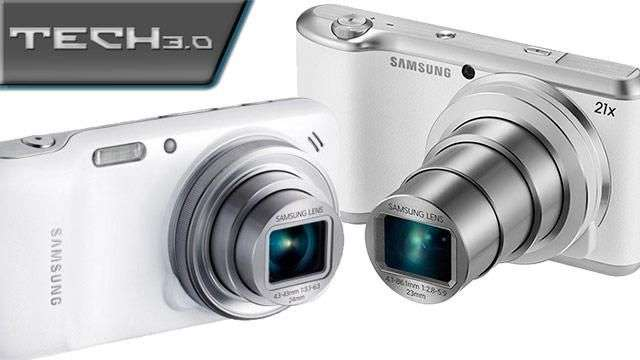Samsung Galaxy Camera 2 y K Zoom - Tech 3.0 #24