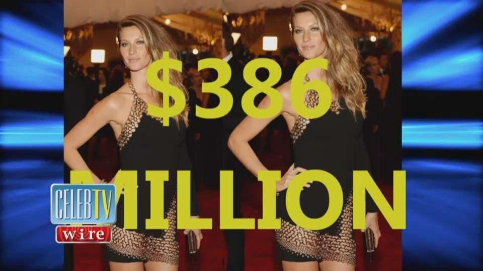 Gisele Bundchen Earns How Much A Day!?