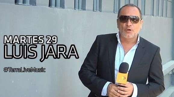 Luis Jara llega a Terra Live Music