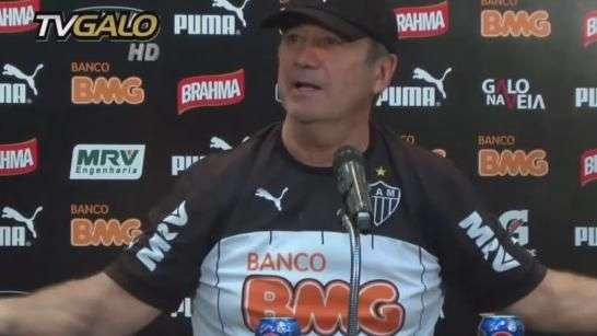Técnico defende Emerson Conceição no Atlético-MG