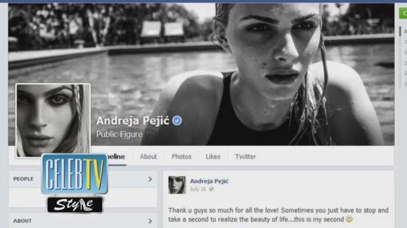 Model Andreja Pejic Comes Out As Transgender!