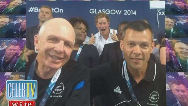 Another Royal Photobomb!