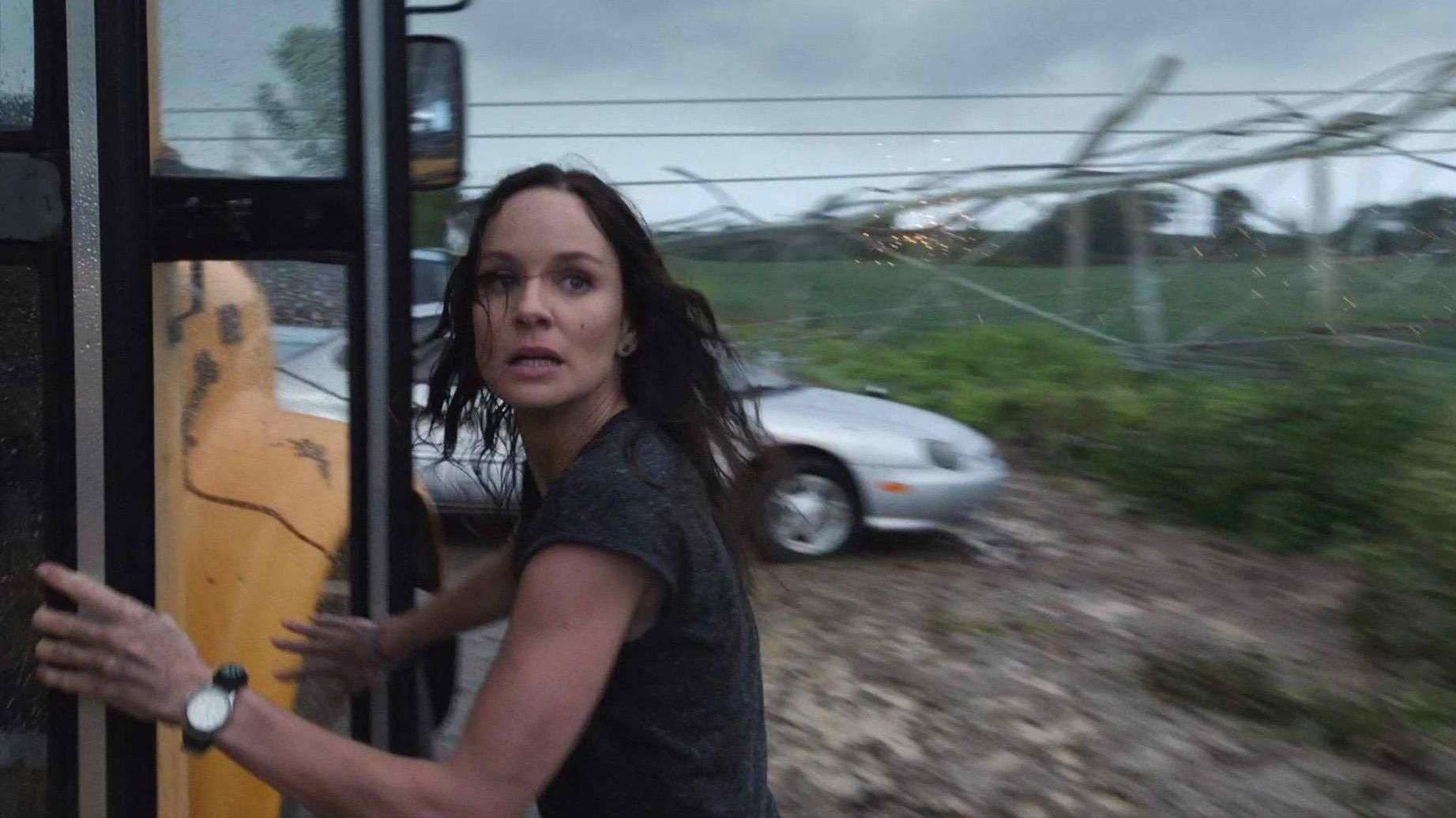 'Into the Storm': Sarah Wayne Callies, lo que siente al ...