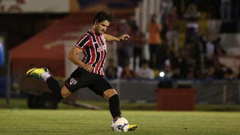 "Pato está satisfeito: ""mereci ser titular contra Bragantino"""