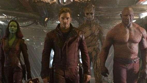 'Guardianes de la Galaxia' llega a las salas de cine de ...