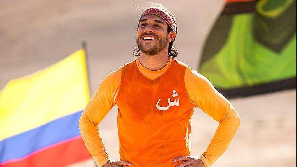Sebastián Caicedo agradecido por su paso en el Desafío